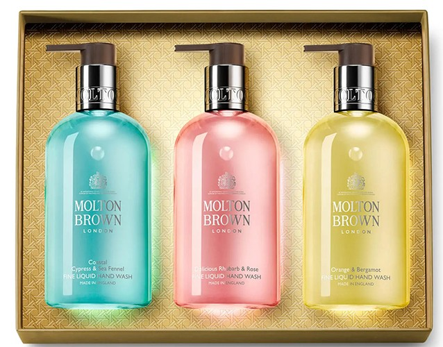 Molton Brown Citrus and Fruity Hand Gift Set