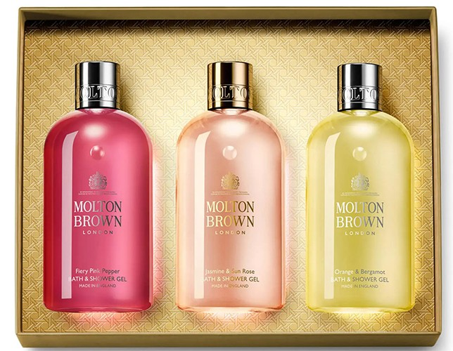 Molton Brown Floral and Spicy Bathing Gift Set
