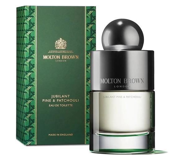 Molton Brown Jubilant Pine and Patchouli Eau de Toilette