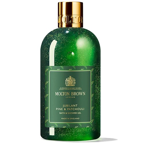 Molton Brown Jubilant Pine and Patchouli Bath and Shower Gel
