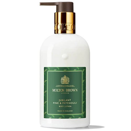 Molton Brown Jubilant Pine and Patchouli Body Lotion
