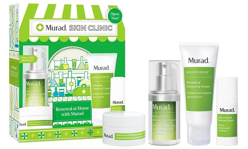 Murad Renewal at Home Kit