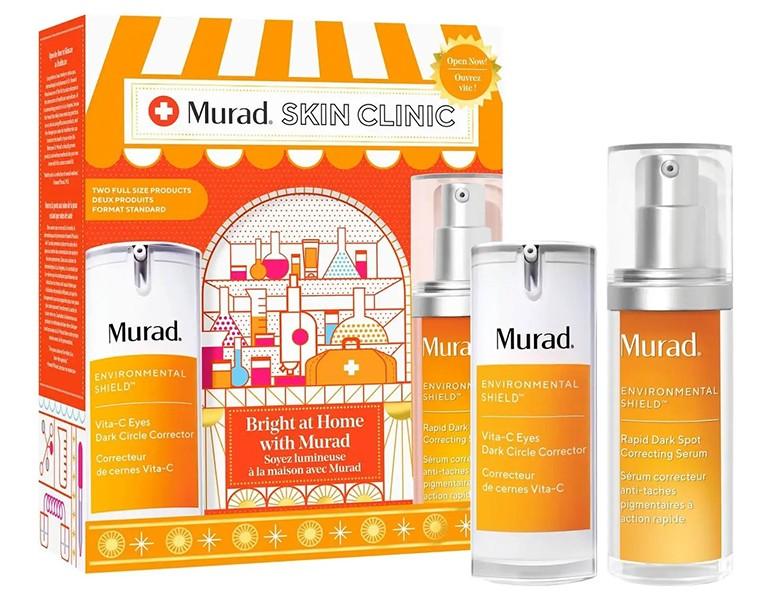 Murad Bright at Home Set