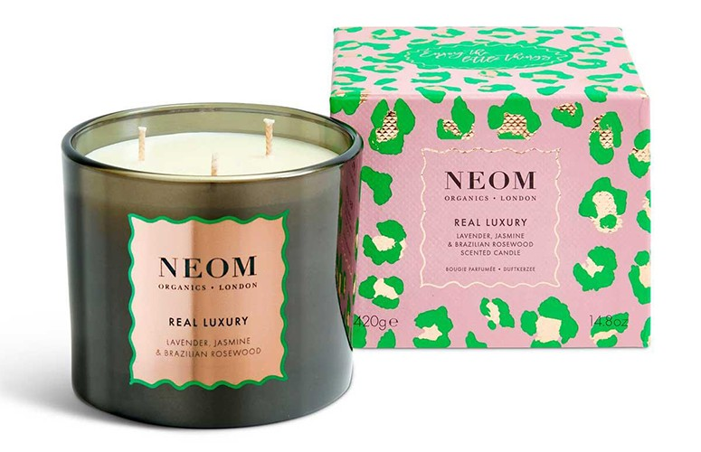 NEOM Real Luxury 3 Wick Candle