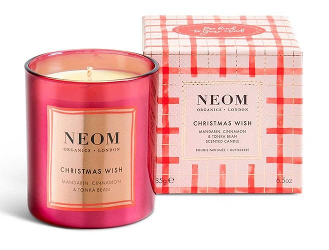 NEOM Christmas Wish 1 Wick Candle