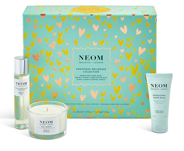 NEOM Christmas Wellbeing Collection Set
