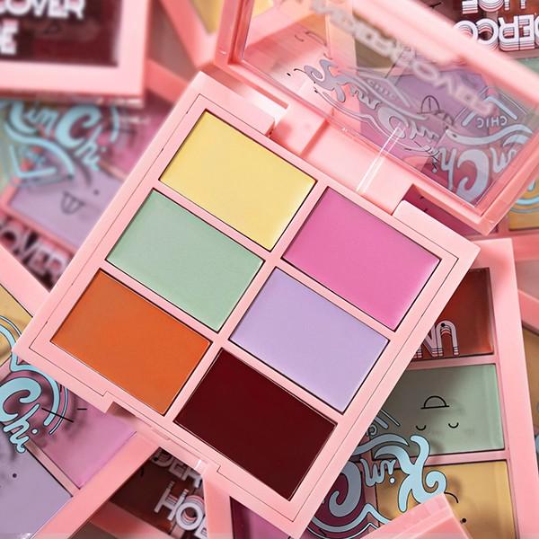 KimChi Chic Beauty Undercover Hoe Concealer Palette