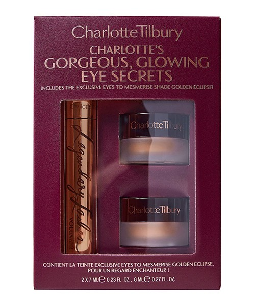 Charlotte Tilbury Charlotte's Gorgeous, Glowing Eye Secrets