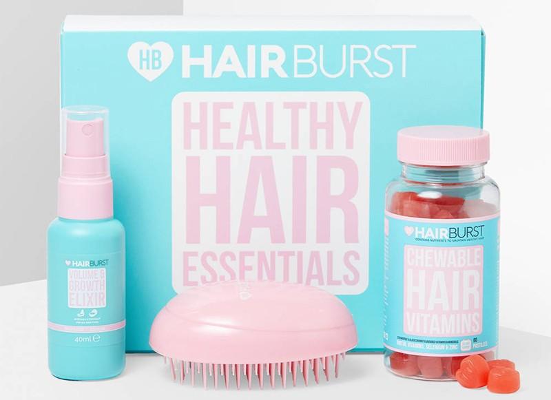 Hairburst Healthy Hair Essentials Gift Set