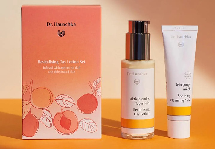 Dr. Hauschka Revitalsing Day Lotion Set