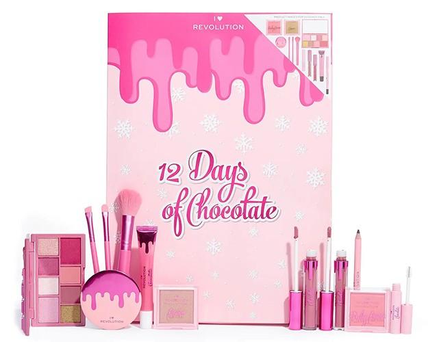 I Heart Revolution 12 Days Of Chocolate Advent Calendar 2021