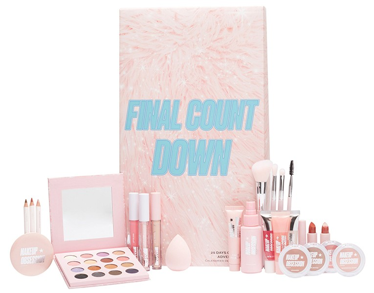 Makeup Obsession Final Count Down Advent Calendar.