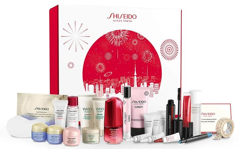 Shiseido Exclusive Advent Calendar 2021